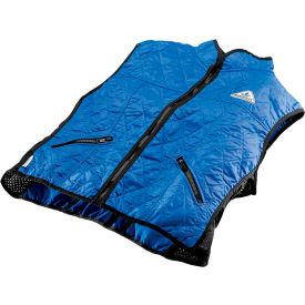 Techniche 6530F Hyperkewl™ Evaporative Cooling Vest, Women's Deluxe, S, Blue