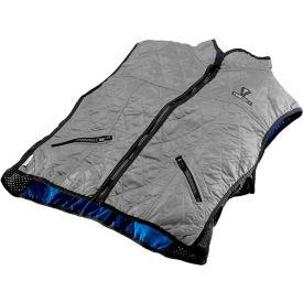 Techniche 6530F Hyperkewl™ Evaporative Cooling Vest, Women's Deluxe, L, Silver