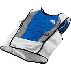 Techniche 6531 Hyperkewl™ Evaporative Cooling Ultra Sport Vests, 2XL, Blue