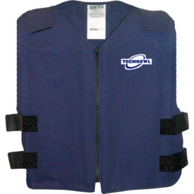 Techniche 6626 Indura FR Phase Changing Cooling Vest, 2XL, Blue