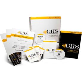 INCOM® GHS2000 English GHS Comprehensive Training Kit