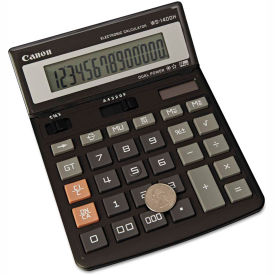 Canon WS1400H Display Calculator, 14-Digit LCD by