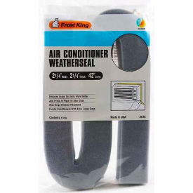 "Frost King Air Conditioner Weatherseal, 2-1/4"" X 2-1/4"" - Pkg Qty 18"