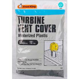 Frost King Plastic Turbine Vent Cover - Pkg Qty 12
