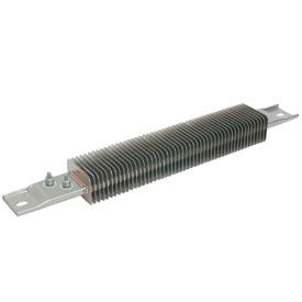 "Tempco Finned Strip Heater, CSF00045, 240V, T4, 10-1/2""L 725W"
