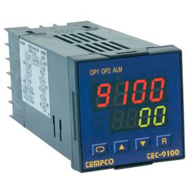 Temperature Control Prog, 90-250V, Relay2A, TEC14044 by