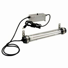 "TPI 21-TLP-1B-C 21"" Water Resistant Fluorescent Tube Light w/Remote Ballast w/Cordset - Polycarb"