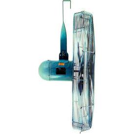 """TPI 30"""" Industrial Unassembled Suspension-Mount Fan ACU30-SJR 1/4 HP 7900 CFM"""