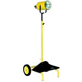 Portable Utility Cart Light Metal Halide - 1 Lamp
