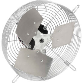 "TPI 12"" Guard Mounted Direct Drive Exhaust Fan CE12-D 1/12HP 825CFM"