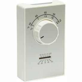 TPI Line Voltage Thermostat Single Pole Heat Only ET9S4TS
