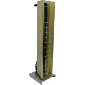heaters infrared electric tpi fostoria infrared heater fsp 3148 rh globalindustrial com High Voltage Wiring High Voltage Wire