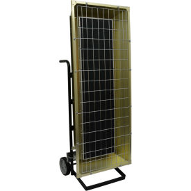 TPI Portable Electric Infrared Heater FSP-9520-3 Heavy Duty 9.50kW 208V