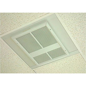TPI Fan Forced Ceiling Heater With Thermostat G3383D-RPT - 1500W 277V 1 PH