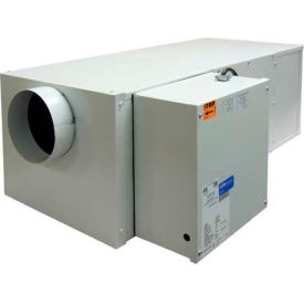 "TPI Hotpod 8"" Diameter Inlet Ready-Pack Self Contained Heater MFHE-0300-8EAARP 1500W 120V"