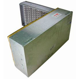 TPI Packaged Duct Heater PD10-1018-3 - 10000W 240V 3 PH 18W x 10H