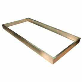 TPI Surface Mount Frame For Radiant Ceiling Panel SF200 - 2'X2'