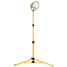 Portable Utility Tripod Light Fluorescent - 1 Lamp