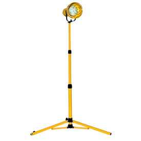 Portable Utility Tripod Light Incandescent - 1 Lamp