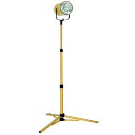 Portable Utility Tripod Light Metal Halide - 1 Lamp