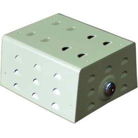 """TPI Metal Thermostat Guard 6-3/4""""W X 4-1/2""""H X 3-1/2""""D Opening TG3B"""