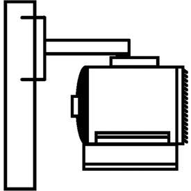 TPI Wall Bracket W5520/WMK For 3.3-15kw Washdown Heaters