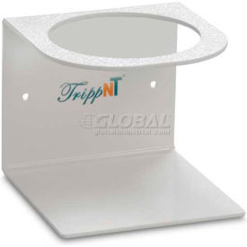 "TrippNT™ White ABS 1000mL Single Bottle Holder, 5""W x 5""D x 4""H"