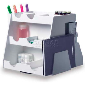"""TrippNT™ Rotating Multi-Compartment Workstation, 13-1/4""""W x 13""""D x 12-1/2""""H"""