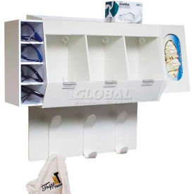 """TrippNT™ Lab Entry Changing Station, 19-7/8""""W x 7-1/4""""D x 18-1/8""""H"""