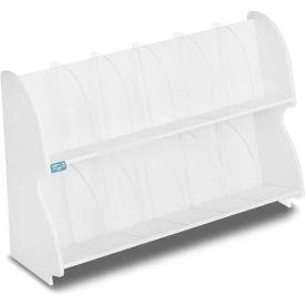 "TrippNT™ Double Adjustable Lab Shelf, 6""W x 18""D x 12""H"