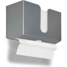 TrippNT C-Fold/Z-Fold Dual Dispensing Towel Holder - Silver Metallic 51917