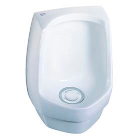 "Sloan WES-1000 Waterless Urinal  16-1/2""W x 14-3/8""D x 26""H"