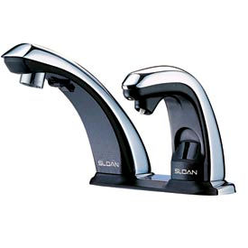 Sloan ESD20080-P CP Sink Faucet