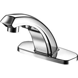 Sloan ETF-880-8-LT-BDM CP Sink Faucet