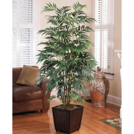OfficeScapesDirect 6' Bamboo Palm Silk Tree