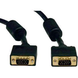 Tripp Lite 100ft VGA SVGA Coax Monitor Cable High Resolution HD15 M/M 100'