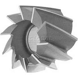 """Import Left Hand Shell End Mill For Steel 1-1/4"""" Dia x 1/2"""" Hole x 1"""" Flute HSS"""