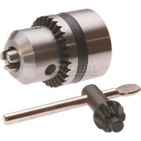 Jacobs Model 34-33 with Locking Colar Key Type Taper Mounted Heavy Duty Chucks, 33JT