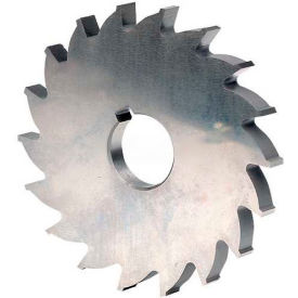 """Made in USA Heavy Duty Plain Milling Cutter 2-1/2"""" Dia X 2"""" Width 1"""" Arbor"""