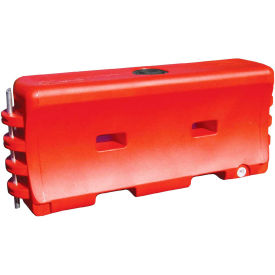 TrafFix Devices Water-Wall™, Orange, 45032-O