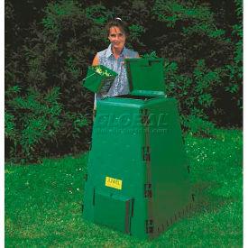 """AeroQuick 110 Gal. Medium Compost Bin, 31-1/2""""L x 31-1/2""""W x 42""""H"""
