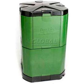 "Aerobin Insulated Composter, 29""L x 29""W x 47""H"
