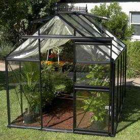 """Junior Victorian Greenhouse, 10' 2""""L x 7' 9""""W x 8' 2""""H"""