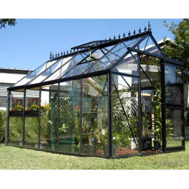 "Junior Victorian Greenhouse, 12' 6""L x 7' 9""W x 8' 2""H"