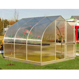"RIGA III Greenhouse Kit, 10' 6""L x 9' 8""W x 7' 6""H"