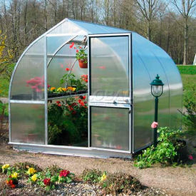"""RIGA IIIs Greenhouse Kit, 10' 6""""L x 7' 8""""W x 7'H"""