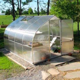 """RIGA IV Greenhouse Kit, 14'L x 9' 8""""W x 7' 6""""H"""