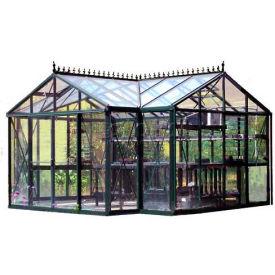 "Royal Victorian Orangerie, T-Shaped, 15'L x 10' 2""W x 9'H"