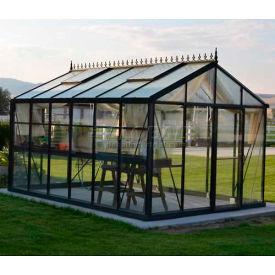"Royal Victorian VI 34 Greenhouse, 15'L x 10' 2""W x 9'H"