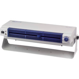 Transforming Technologies Extended Coverage Bench Top AC Ionizer Blower BFN8412, 50-230 CFM